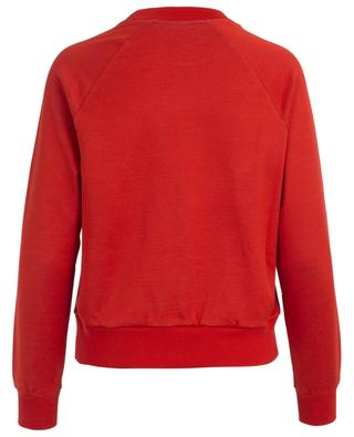 Cotton blend sweatshirt STELLA MCCARTNEY