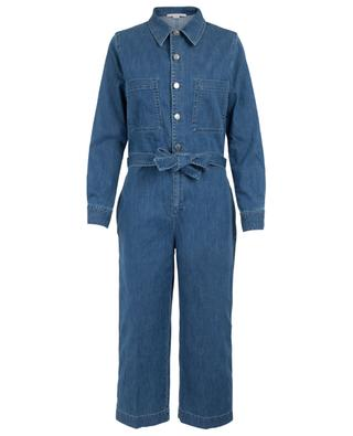 No Smile No Service embroidered jumpsuit STELLA MCCARTNEY