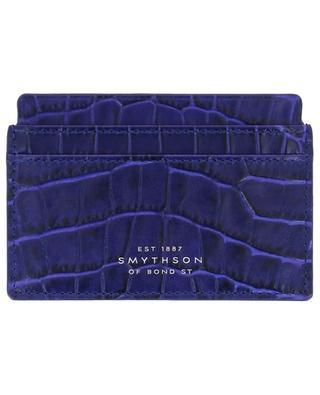 Mara leather card holder SMYTHSON