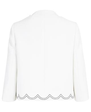 Light jacket with bow RED VALENTINO