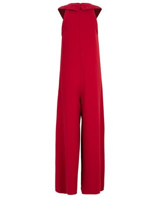 Crepe jumpsuit RED VALENTINO