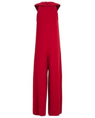 Crepe jumpsuit RED VALENTINO