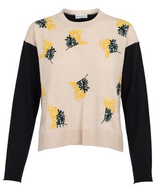 Mimosa lightweight jacquard jumper SONIA RYKIEL