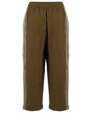 Adidaney cropped striped trousers MES DEMOISELLES
