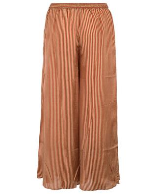 Bonny striped silk culottes MES DEMOISELLES