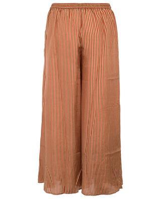 Bonny striped silk culottes MES DEMOISELLES