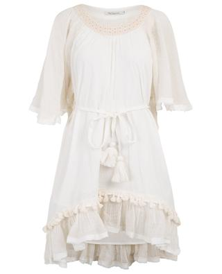 Gregale short embroidered dress MES DEMOISELLES