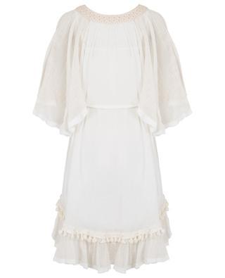 Besticktes kurzes Kleid Gregale MES DEMOISELLES