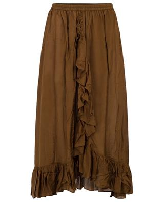 Habibi ruffled wrap spirit skirt MES DEMOISELLES