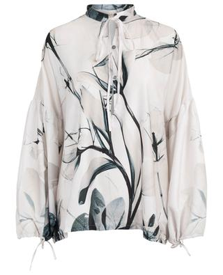 Bluse mit Print Ilary BLACK CORAL