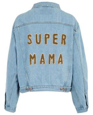 Super Mama denim jacket FORTE COUTURE