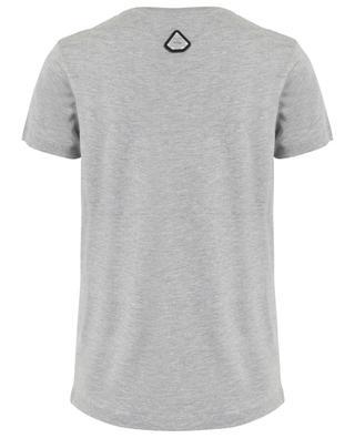 T-shirt à message brodé Holy Chic QUANTUM COURAGE