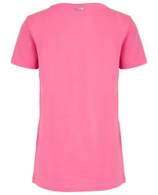 Slogan-T-Shirt Offline is the new Luxury QUANTUM COURAGE