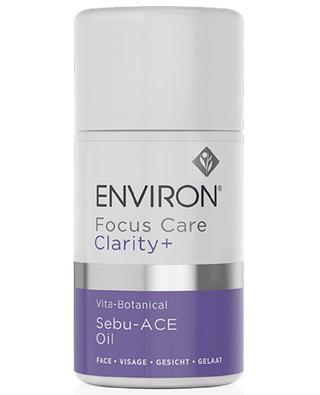 Entzündungshemmendes Reinigungsgel Vita Botanical Sebu-ACE Oil - 60 ml ENVIRON SKIN CARE