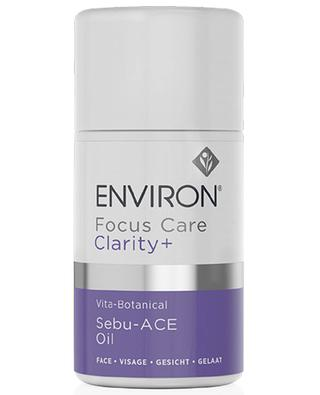 Huile nettoyante antiseptique Vita Botanical Sebu-ACE Oil - 60 ml ENVIRON SKIN CARE