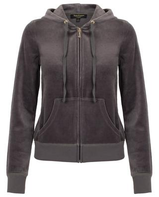 Cameo Robertson velvet track jacket with crystals JUICY BY JUICY COUTU