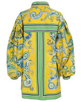 Shawl print cotton tunic PHILOSOPHY