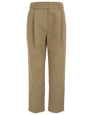 Cotton wide leg trousers SEE BY CHLOE