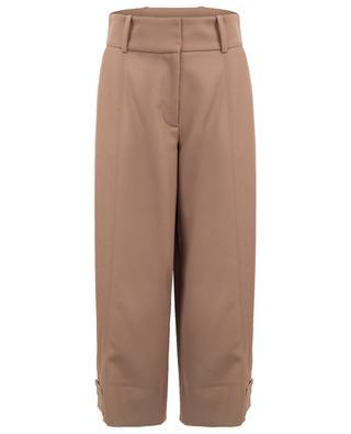 Pantalon large raccourci en tricotine SEE BY CHLOE