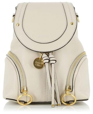 Olga Small grained leather backpack SEE BY CHLOE
