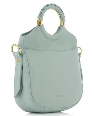 Monroe Day grained leather shoulder bag SEE BY CHLOE
