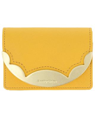 Bardy Complete leather wallet SEE BY CHLOE