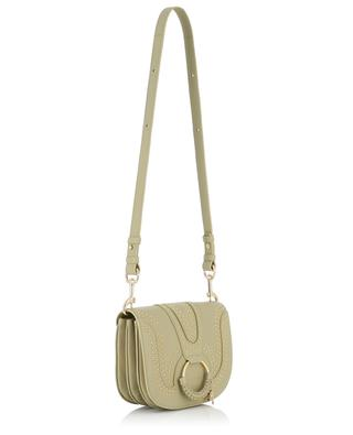Mini Hana grained leather shoulder bag SEE BY CHLOE