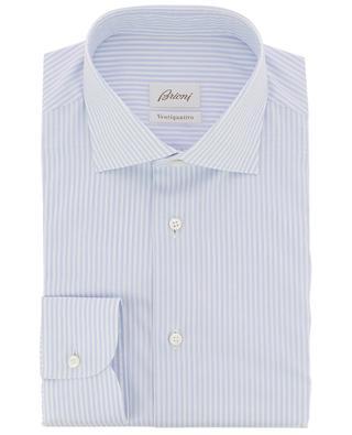 Brunico striped cotton shirt BRIONI