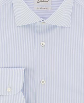 Gestreiftes Hemd aus Baumwolle Brunico BRIONI
