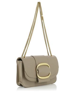 Schultertasche aus genarbtem Leder Hopper SEE BY CHLOE