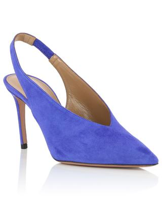 Pumps aus Wildleder Rush Sling AQUAZZURA