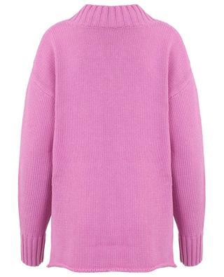 Oversize-Pullover mit V-Ausschnitt Sloppy Joe JOSEPH