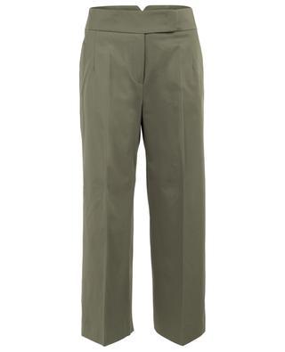 Pantalon chino large raccourci WINDSOR