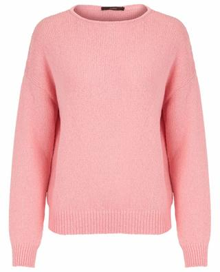 Cotton and virgin wool jumper WINDSOR