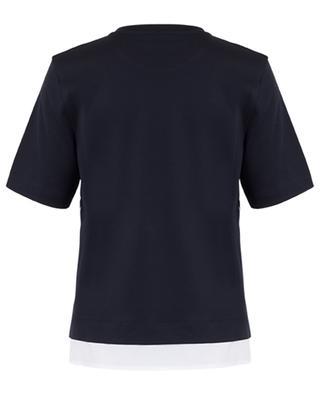 T-Shirt aus Baumwolle WINDSOR
