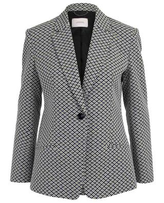 Blazer en jacquard fleuri Technological Flowering DOROTHEE SCHUMACHER