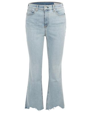 Verkürzte Bootcut-Jeans Clean Lynn Hana RAG&BONE JEANS