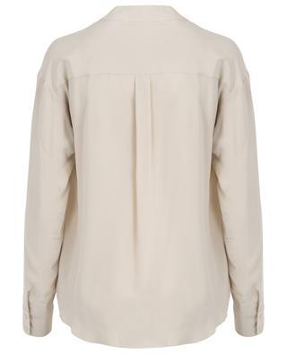 Bluse aus Seide Arizona TOUPY