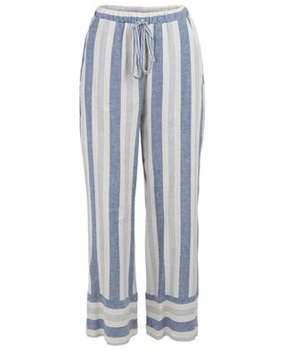 Opal striped wide-leg trousers TOUPY