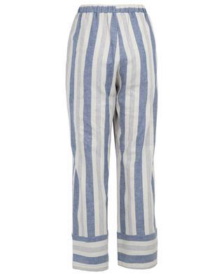 Opal striped wide-leg trousers TOUPY