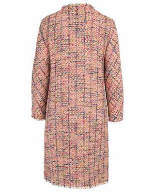 Multicolour tweed coat ETRO
