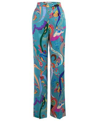Pantalon large en viscose Day Dreamers ETRO
