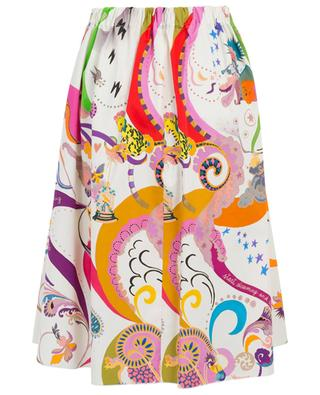 Day Dreamers printed cotton skirt ETRO
