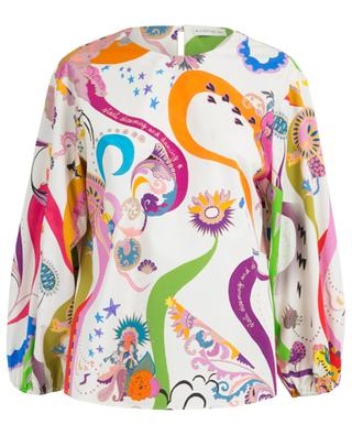 Day Dreamers printed cotton blouse ETRO