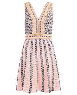 Tweed dress M MISSONI