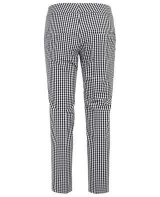 Pantalon droit orné de carreaux vichy THE SHIRT