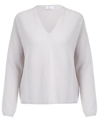 V-neck cashmere jumper ALLUDE