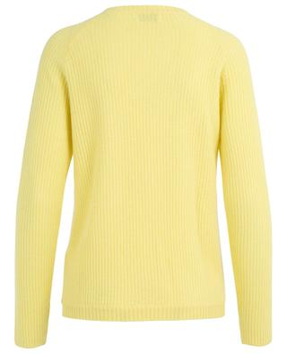 Cashmere round neck jumper ALLUDE