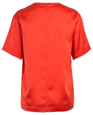 T-Shirt aus fliessendem Satin Kitt JOSEPH