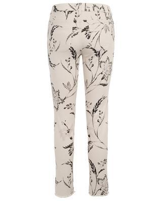 Geblümte Slim-Fit Jeans Havana Flower SCHUMACHER